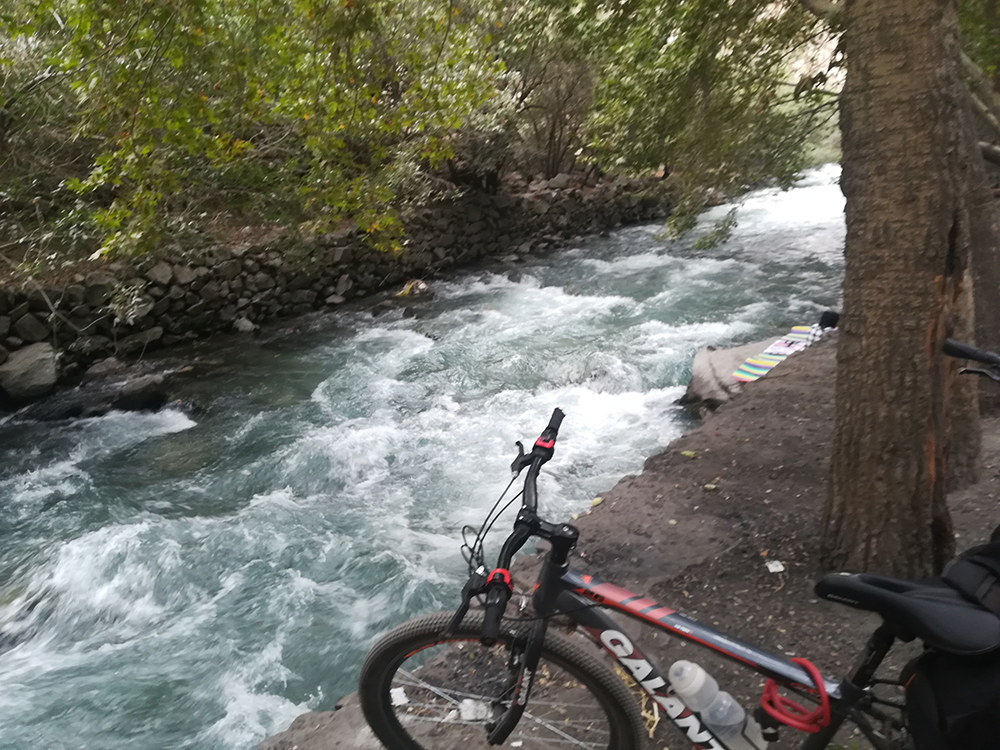 سفر 92 کیلومتری با دوچرخه(اختصاصی مجله مبین)
